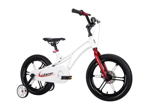 Giá bán [HÀNG MỚI VỀ] Xe đạp trẻ em cao cấp PILOT Size 16 inchs cho bé từ 3 đến 7 tuổi khung + vành hợp kim Magiê đúc nguyên khối