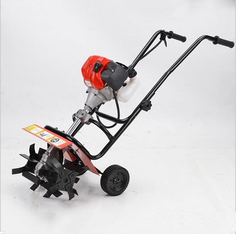 Máy xạc cỏ đẩy tay động cơ GX35