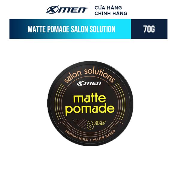 Matte Pomade Xmen Salon Solutions 70g