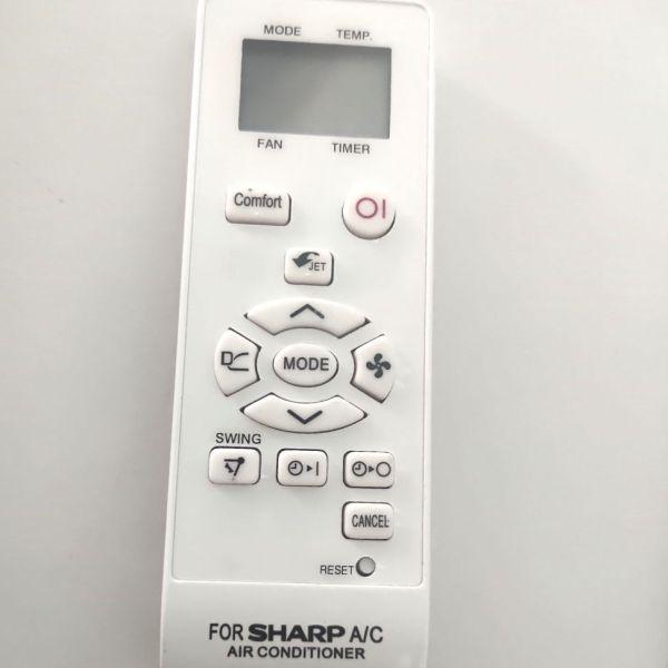 [HCM]Remote Điều Khiển Máy Lạnh Máy Điều Hòa Sharp AH-X9VEW AH-X12VEW AH-X18VEW