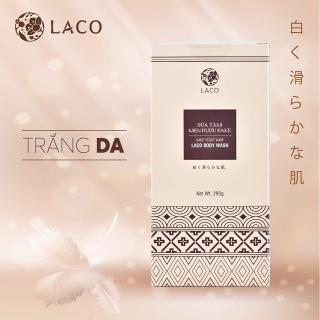 Sữa tắm trắng da LACO thumbnail