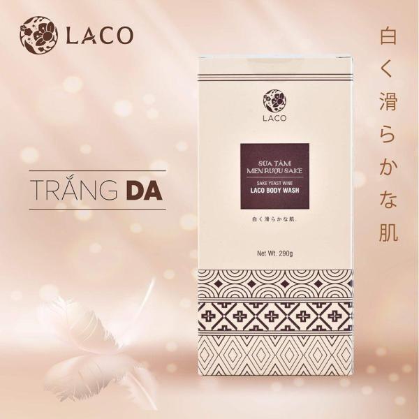 Sữa tắm LACO
