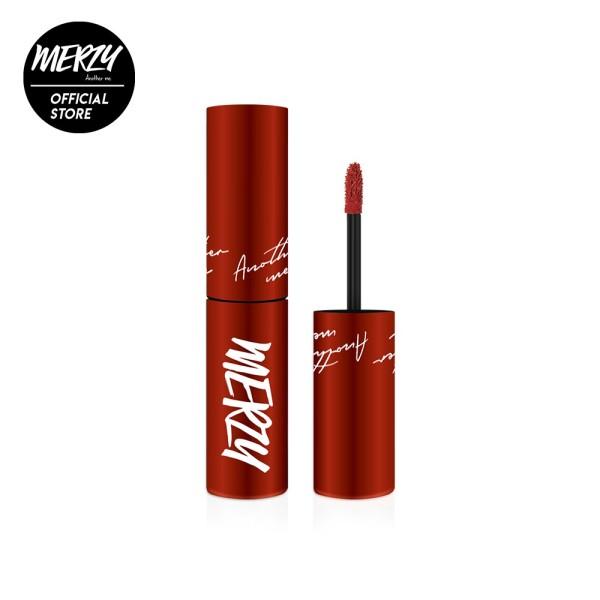 [Phiên bản giới hạn Version Red] Son kem lì Merzy The First Velvet Tint Limited Edition V6 – Firenze Negroni 4,5g ( Chính Hãng ) giá rẻ