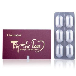 Viên uống tăng cường nội tiết tố nữ Tây Thi Love-Điều chỉnh nội tiết, gìn giữ nét xuân-Hộp 6 viên thumbnail