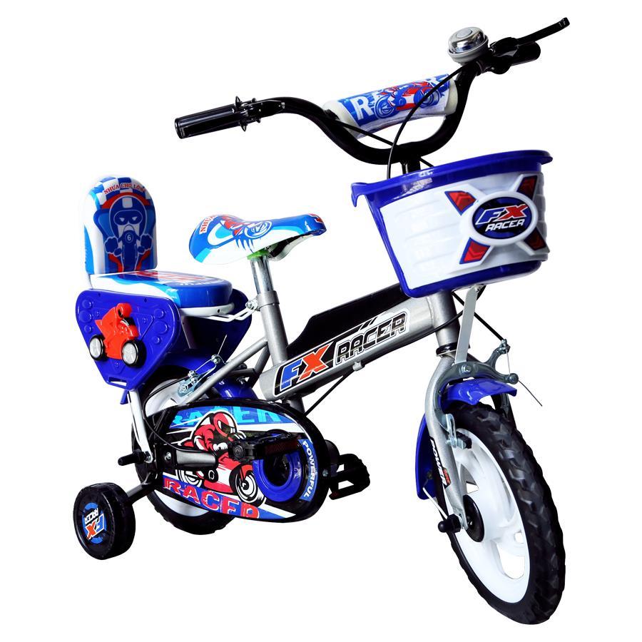Mua Xe đạp trẻ em Nhựa Chợ Lớn 12 inch K89 - M1615-X2B