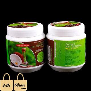 [HCM]Kem ủ tóc tinh dầu dừa Jena Coconut Hair Treatment Wax 500ml thumbnail