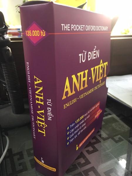 Từ Điển Anh Việt 135.000 Từ