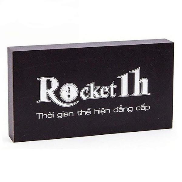 Rocket 1h - Tăng cường sinh lý nam, Bổ thận tráng dương [Chính Hãng]