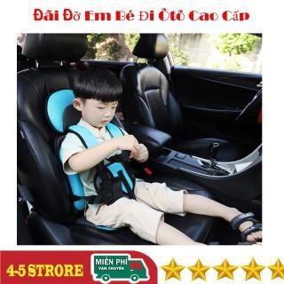 Ghế Trẻ Em Cho Xe Oto - Đai Đỡ Em Bé Đi Ô Tô, Đai an toàn cho bé đi ô tô, Sản Phẩm Cao Cấp ,Chắc Chắn,CHẤT LƯỢNG THOÁNG MÁT, CỰC BỀN, CỰC AN TOÀN CHO BÉ,BH UY TÍN 1 đổi 1 .sale lớn 50% ,Bởi Luxury Mall thumbnail