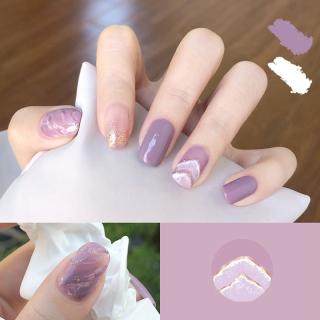 Móng tay giả có keo sẵn nail giả đẹp bộ 24 móng tay giả cao cấp hot trend móng giả bộ móng tay giả XP-MT011 thumbnail