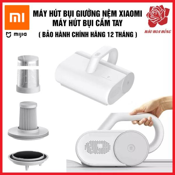 Máy hút bụi cầm tay. Máy hút bụi Xiaomi Mijia giường nệm công suất 350W, công nghệ khử khuẩn tia cực tím UV hiện đại, nhỏ gọn, giúp loại bỏ vi khuẩn tối đa. BẢO HÀNH 12 THÁNG