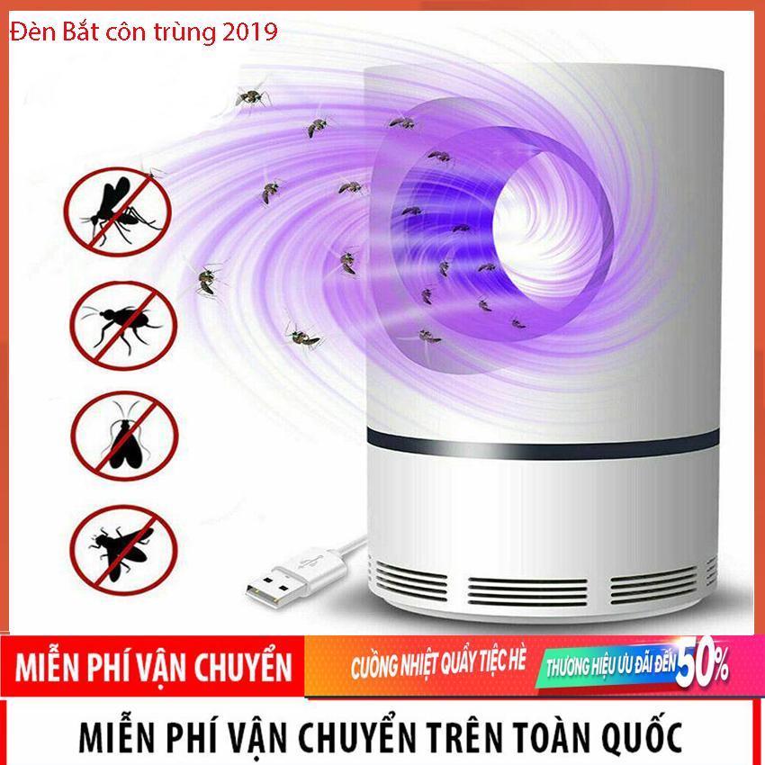 Den Chong Muoi, Cách chống muỗi đốt Đèn chống muỗi hình tròn cao cấp 3in1 kiêm đèn ngủ đem lại không gian an toàn cho gia đình bạn