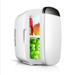 Tủ lạnh, tủ mát mini 12V dùng trên oto, xe hơi (4Lít, hai chiều nóng lạnh) Cao cấp Agiadep - Tủ lạnh mini đựng mỹ phẩm, sữa cho bé, đồ dùng, thực phẩm trên xe ô tô . BH UY TÍN 1 ĐỔI 1 thumbnail