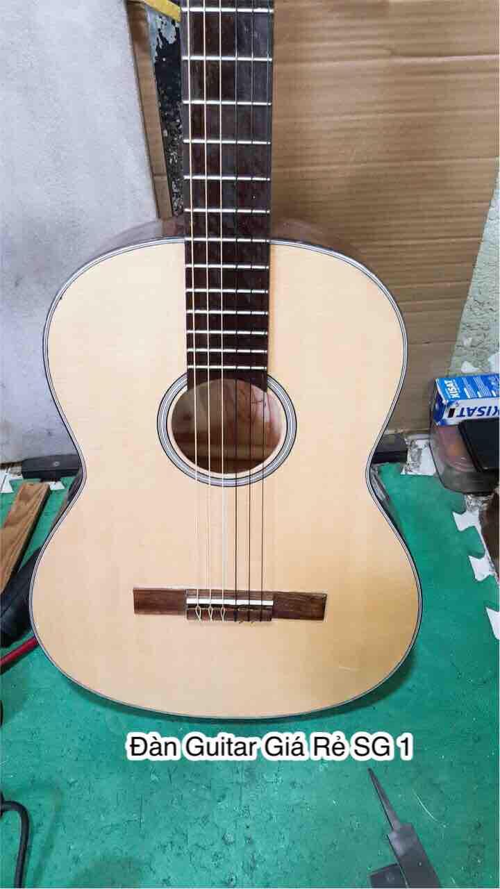 Đàn guitar classic dành cho người mới tập