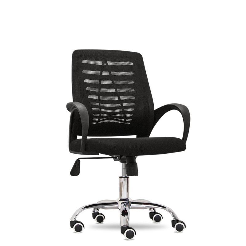 Ghế văn phòng - Chân xoay - Lưới lưng - Ghế nhân viên - Nội thất QĐ - GX408 giá rẻ