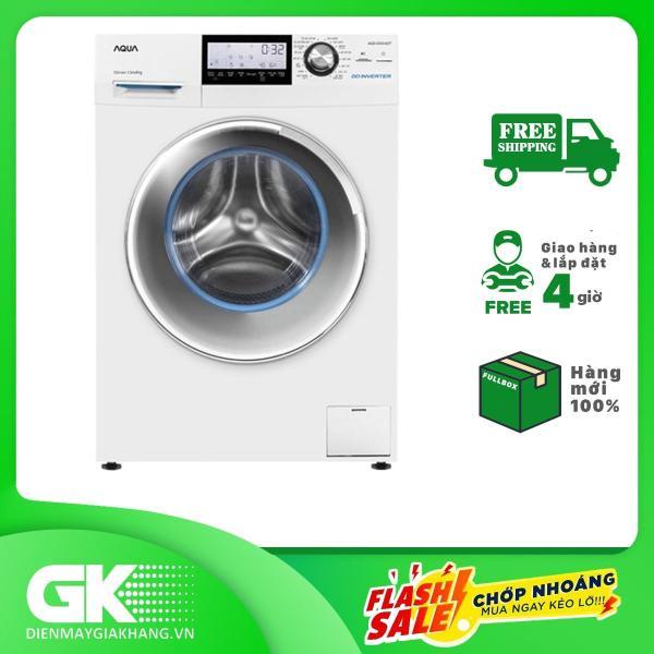 Bảng giá Máy giặt Aqua 9.8kg AQD-D980AZT (W), Động cơ truyền động trực tiếp DD Inverter, Công nghệ Smart Dosing phân bổ nước giặt và nước làm mềm vải  -  Bảo hành 24 tháng Điện máy Pico