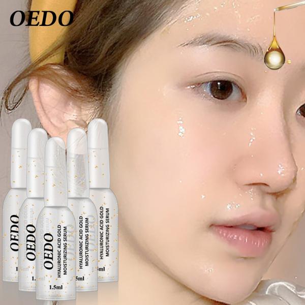 OEDO Serum dưỡng ẩm chứa Hyaluronic Acid thu nhỏ lỗ chân lông loại bỏ tàn nhang làm trắng chống lão hóa - INTL
