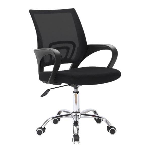GYM19- Ghế lưới văn phòng chân xoay văn phòng mới năm 2020 model B101 màu đen RẺ VÔ ĐỊCH giá rẻ