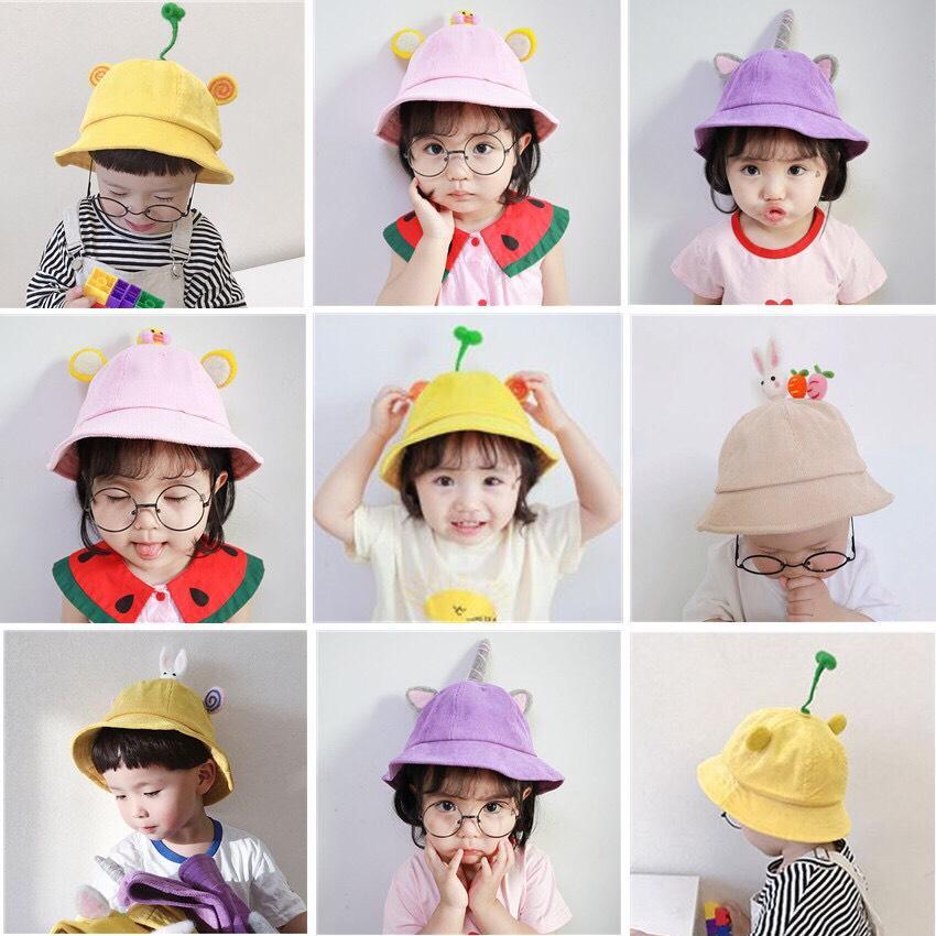 Giá bán Mũ bucket cây mầm cho bé 1-5 tuổi