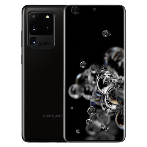[FULLBOX, NGUYÊN SEAL SSVN] Điện thoại thông minh Samsung Galaxy S20 Ultra 12GB/128GB Chính Hãng, BH điện tử 6060