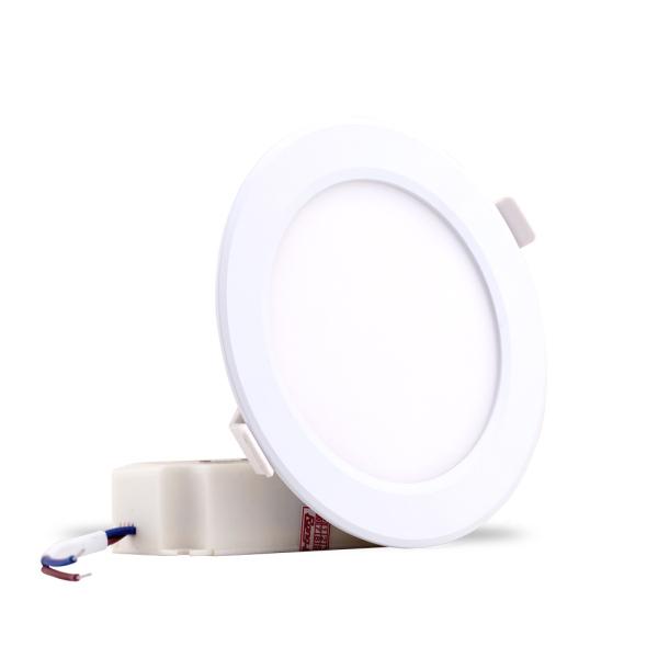 Đèn LED Panel Rạng Đông tròn đổi màu D PT04L DM 90/6W