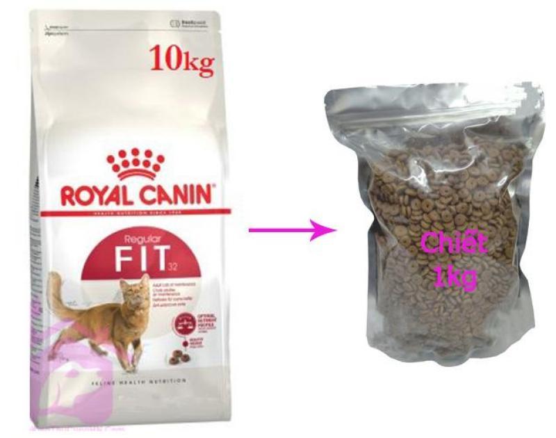 Royal Canin Fit 32- Thức ăn cho mèo trưởng thành ưa hoạt động