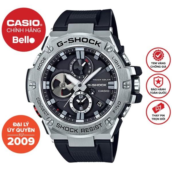 Đồng hồ Casio G-Shock Nam GST-B100-1A chính hãng  chống va đập, chống nước 200m - Bảo hành 5 năm - Pin trọn đời