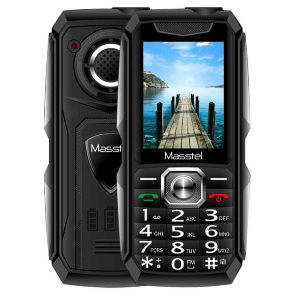 Điện thoại Masstel Play 50 Hàng chính hãng Pin 3000 mAh