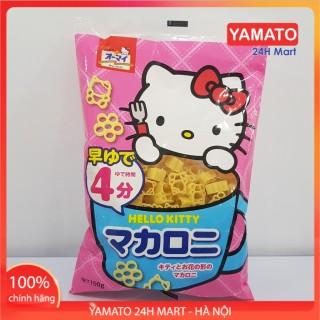 Mì Nui Hình Hello Kitty và Hoa 150g Nhật Bản, Mì Cho Bé Ăn Dặm, Mì Em Bé, Mì Tôm Cho Bé, Mì Hữu Cơ Cho Bé, Nui Cho Bé Ăn Dặm thumbnail