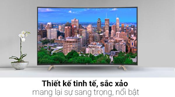 Bảng giá Smart Tivi Cong TCL 48 inch L48P1-CF