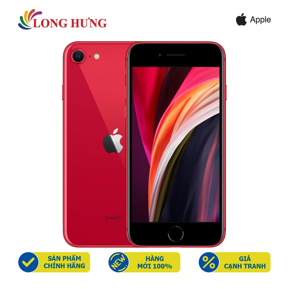 [Trả góp 0%]Điện thoại Apple iPhone SE 2020 128GB (VN/A) - Hàng chính hãng - Màn hình 4.7inch Retina RAM 3GB ROM 128GB Pin 1821mAh