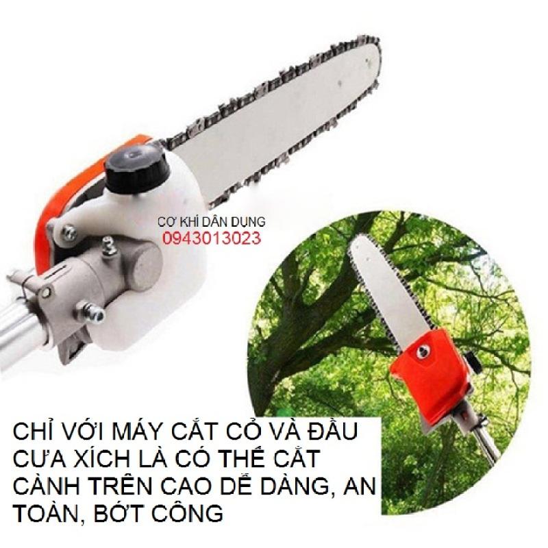 Lưỡi cưa xích gắn máy cắt cỏ phi 28 9 khía TIỆN DỤNG