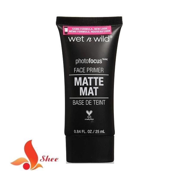 Kem Lót Wet N Wild - Photofocus Face Primer - Matte Mat giá rẻ