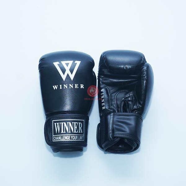 Găng Boxing Winner Thi Đấu Tặng Kèm Túi Đựng