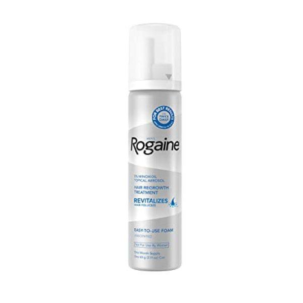 [HCM]Kem mọc tóc Nam Rogaine Minoxidil 5% Foam Dạng Bọt 60ml nhập khẩu
