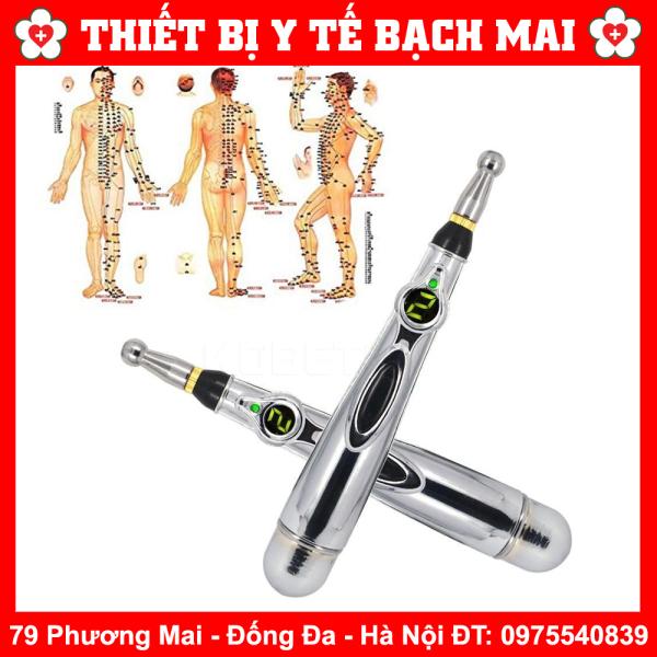 Bút Xung Huyệt W912 - Bút Châm Cứu Trị Liệu Xung Điện W-912 nhập khẩu