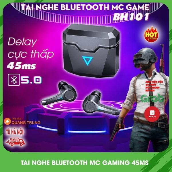 Bảng giá Tai nghe bluetooth game thủ MC bluetooth 5.0 delay cực thấp 45ms, tai nghe bluetooth gaming Phong Vũ