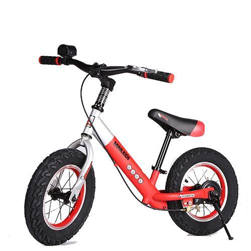 Mua Xe đạp, xe chòi chân cho bé, có phanh tay, chân chống, bảo hộ đầu gối và nón bảo hộ