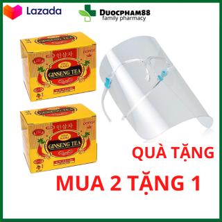 [Qùa tặng 0đ] trà sâm nguyên liệu nhập khẩu Hàn Quốc 10 gói x 3 gam (5) thumbnail