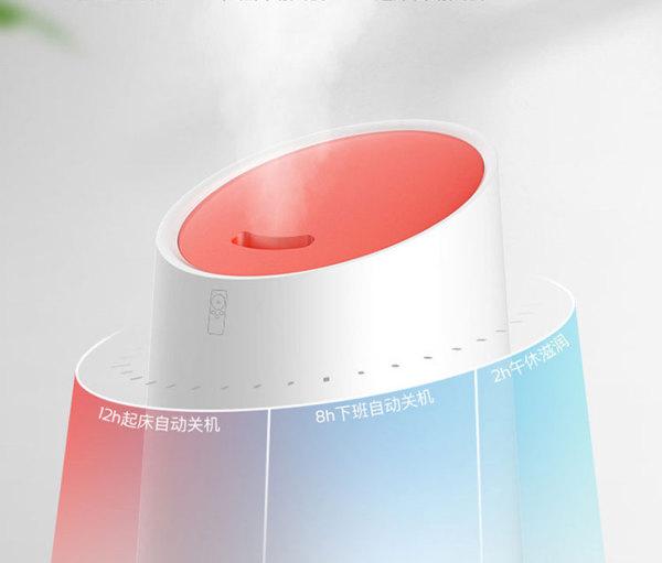 [HCM]M&aacutey tạo ẩm kh&ocircng khí Deerma DEM-LD612 sử dụng được tinh dầu (K&egravem điều khiển từ xa)