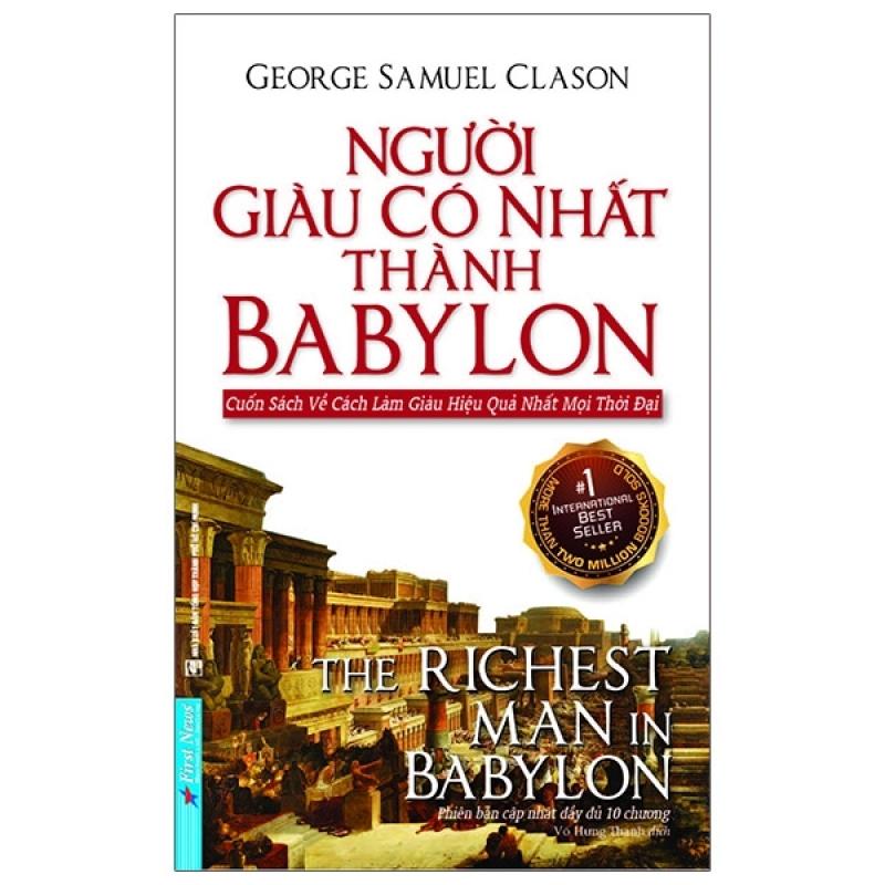 Fahasa - Người Giàu Có Nhất Thành Babylon
