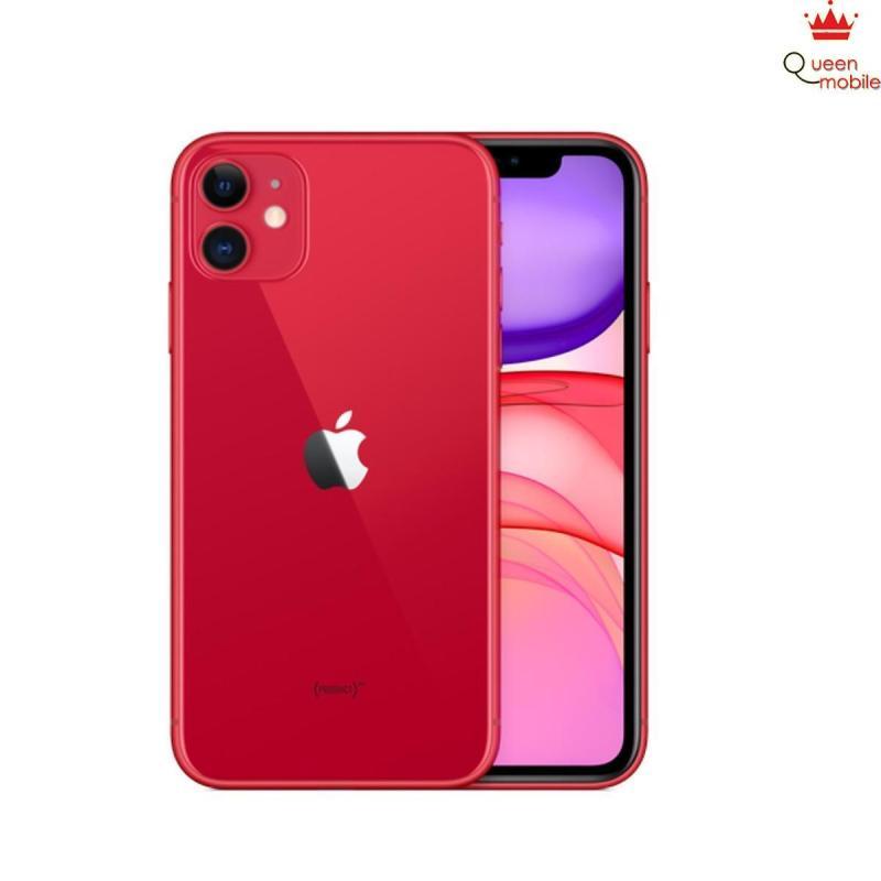 Điện Thoại iPhone 11 128GB - Mới 100% - Nguyên Seal - Đỏ