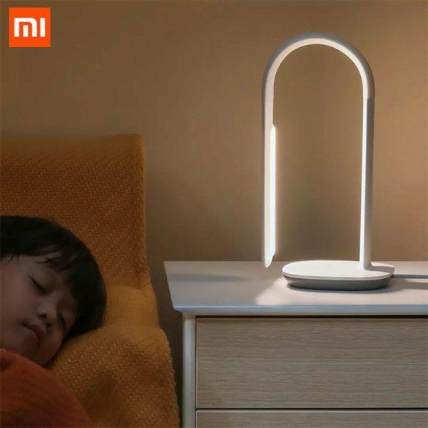 Xiaomi Table Lamp 3 Eye Protection AA Level Smart Read Desk Lamp Bending Office Ra90 Xiaoai Control Lights Mijia App