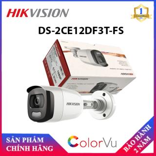 [ NHÀ PHÂN PHỐI ]Camera 4 in 1 2.0 Megapixel HIKVISION DS-2CE12DF3T-FS - Camera Số 1 thumbnail