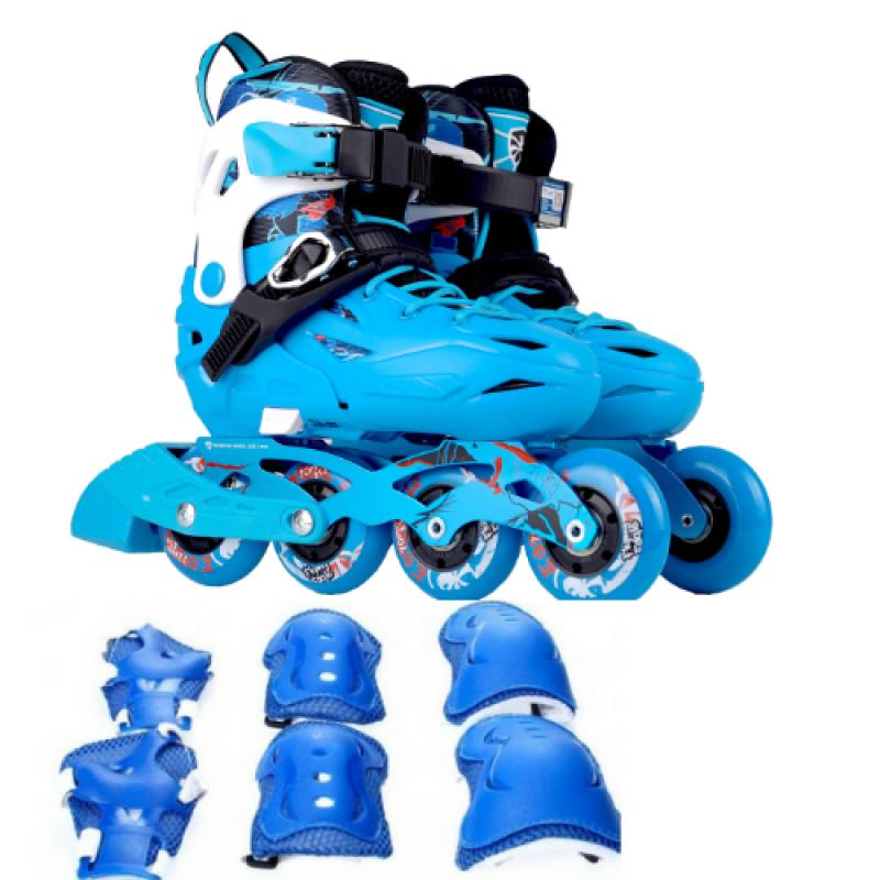 Phân phối Giày trượt patin cao cấp Flying Eagle S5S+ TẶNG BỘ BẢO HỘ CHÂN TAY GỐI