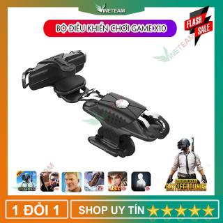 Nút Bấm Chơi Game X10 -Nút Bấm Pubg Phụ Kiện Chơi Pubg Mobile Mẫu Mới 2020 -Dc4115 thumbnail