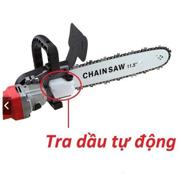 [FREESHIP] Lưỡi cưa xích gắn máy mài cầm tay - Cưa gỗ chuyên dụng tra dầu tự động- Hàng tốt loại 1 - CÓ BẢO HÀNH