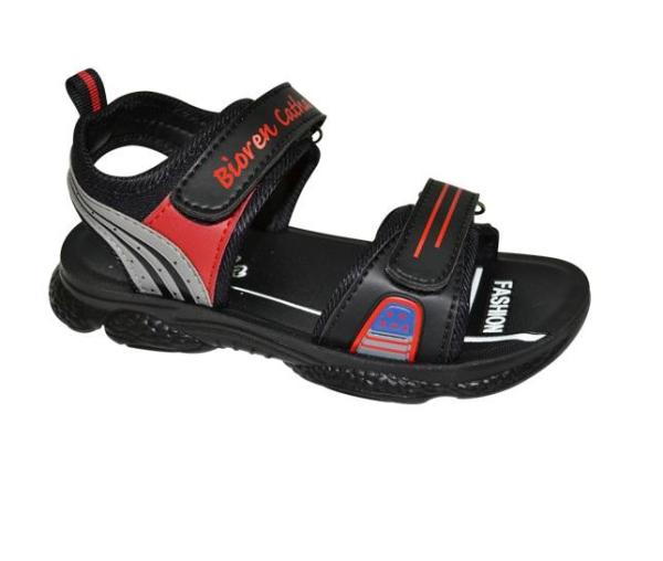 [HCM]Sandal bé trai hàng cao cấp in chữ