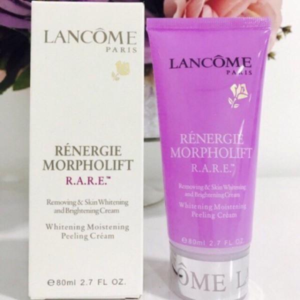 Gel Tẩy Tế Bào Chết  Dùng Cho Da Mặt Lancome Renergie 80ml làm mềm da tẩy sạch sâu và nuôi dưỡng làn da