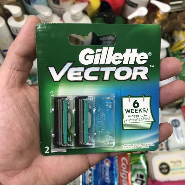 Lưỡi cạo râu Gillette Vector